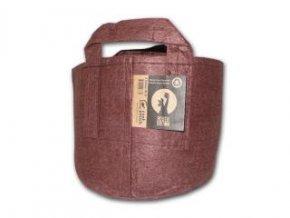 Root pouch Boxer brown, nedegradující, 56l s uchem, 43x38cm Cover