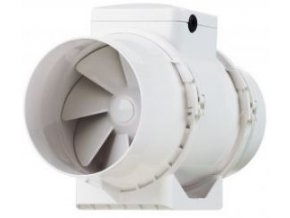 Ventilátor TT 125, 220/280 m3/h Cover