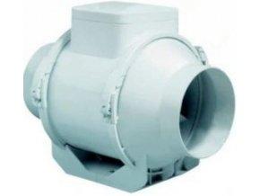 Ventilátor TT 125S, 330/370 m3/h - silnější motor