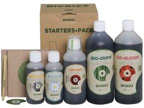 BioBizz Starters Pack  + Odměrka k objednávce Zdarma