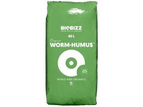 BioBizz Worm Humus (žížalí trus) 40l Cover