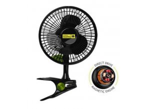 Ventilátor Garden Highpro Clip Fan 20CM / 12W Cover