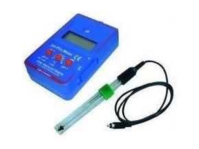 Salinger a Mack pH-metr-přesnost 0,02 pH - s elektrodou pro měření v půdě Cover
