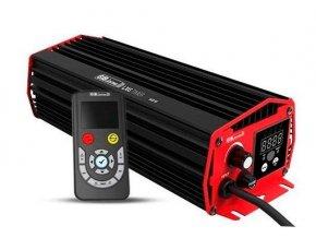 Elektronický regulovatelný předřadník s časovačem GIB LXG TIMER 600W s ovladačem Cover