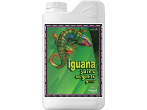 Advanced Nutrients Iguana Juice Organic Grow Cover
