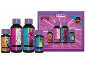 Atami B'cuzz Hydro Booster Package Cover