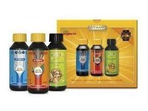 Atami ATA Organics Booster Package  + K objednávce odměrka zdarma