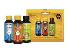 Atami ATA Organics Booster Package Cover