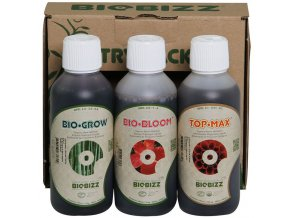 BioBizz Trypack Indoor  + Odměrka k objednávce Zdarma
