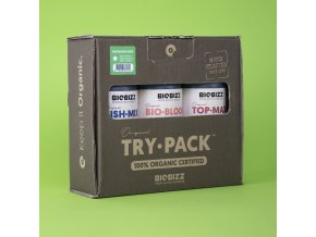 BioBizz Outdoor Try pack