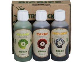 BioBizz Trypack Stimulant  + Odměrka k objednávce Zdarma