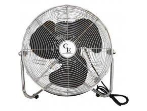 Ventilátor Cornwall Electronics podlahový, průměr 30cm Cover