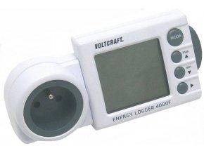 Digitální elektroměr EL03 1fázový zásuvkový Cover