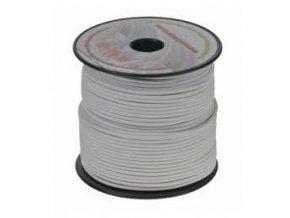 Kabel 3G 2,5 bílá - 1m Cover