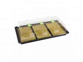Vyhřívaný skleník X-Stream Heat L, bez regulace Cover