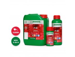 Bio Nova P-20 (fosfor)  + K objednávce odměrka zdarma