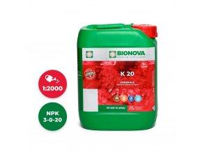 Bio Nova K-20 (draslík) Cover