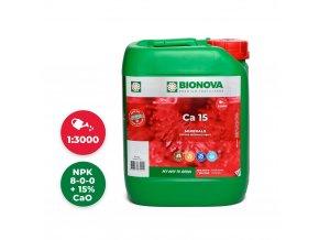 Bio Nova Ca 15 (vápník) Cover