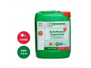 Bio nova autoflower supermix 1 liter