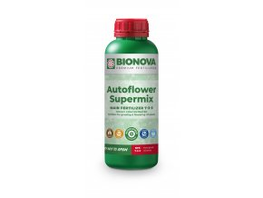 Bio Nova AutoFlowering-SuperMix  + K objednávce odměrka zdarma