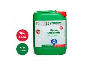 Bio Nova Hydro-Supermix  + Odměrka k objednávce Zdarma