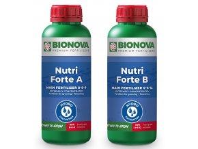 Bio Nova Nutri-Forte A+B Hydro  + K objednávce odměrka zdarma