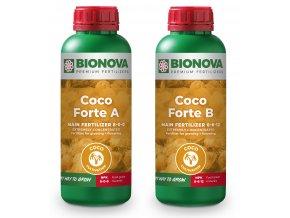 Bio Nova Coco-Forte A+B Coco  + K objednávce odměrka zdarma