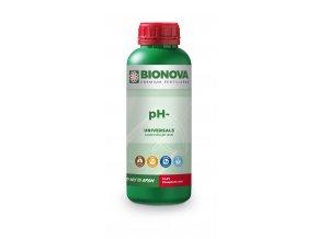 Bio Nova pH- (P2O5 24,5 % kyselina fosforečná)  + K objednávce odměrka zdarma