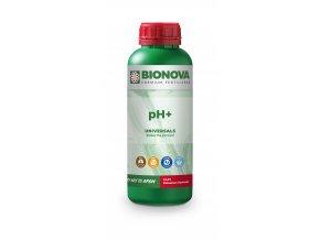 Bio Nova pH+ (KOH 24,5 % hydroxid draselný)  + K objednávce odměrka zdarma