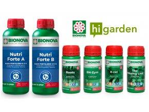 Bio Nova Starter pack Nutri Forte
