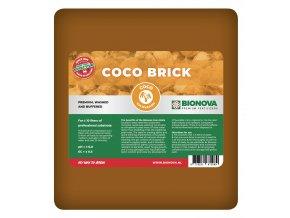 Kokosová lisovaná briketa BIO NOVA 10 L
