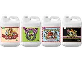 Advanced Nutrients Hobbyist pack 250ml COCO  + K objednávce odměrka zdarma