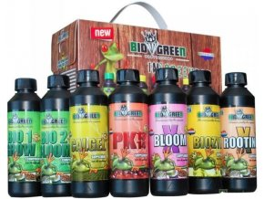 Biogreen Starter Pack 250 ml Cover