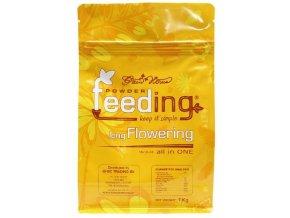 Green House Powder Feeding Long Flowering