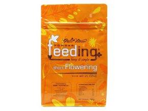 Green House Powder Feeding Short Flowering  + K objednávce odměrka zdarma