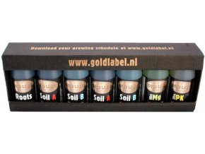 Gold Label Starter KIT Soil Cover