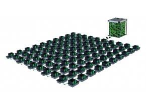 Alien Hydroponics 100 Pot 10LTR EasyFeed™ System