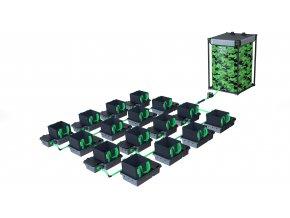 Alien Hydroponics 16 Pot 10LTR EasyFeed™ System