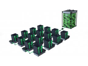 Alien Hydroponics 16 Pot 16LTR EasyFeed™ System