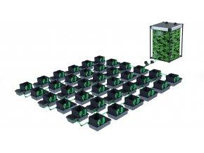 Alien Hydroponics 36 Pot 10LTR EasyFeed™ System