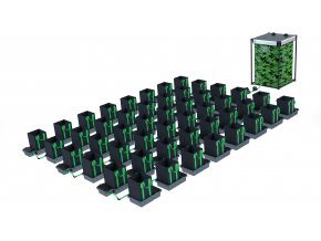 Alien Hydroponics 48 Pot 16LTR EasyFeed™ System