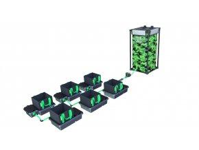Alien Hydroponics 6 Pot 10LTR EasyFeed™ System