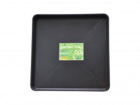 GARLAND čtvercová - podmiska pod rostliny (100x100x12 cm) Cover