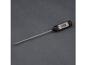 Digitální teploměr s trnovou sondou VT23 Cover