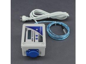 MALAPA digitální termostat pro KOTLE, BOJLERY, SOLAR a OBĚHOVÁ ČERPADLA MTO1
