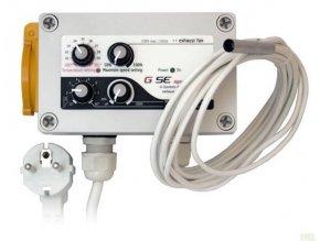 GSE Digitalní regulátor teploty - min&max otáček - hystereze 3A