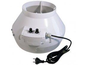 Ventilátor VK 100 U - 250m3/h s termostatem