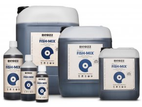 BioBizz Fish Mix  + Odměrka k objednávce Zdarma