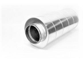 Tlumič hluku kruhový 150 d. 600 mm Cover