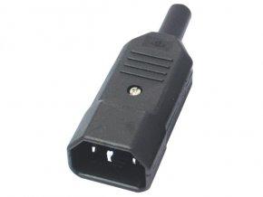 Konektor GST K předřadníkům (IEC konektor Samec) Cover